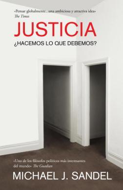 Justicia - Michael J Sandel