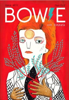 Bowie_una_biografia_maria_hesse_libro_ilustrado_material_revolution_granada